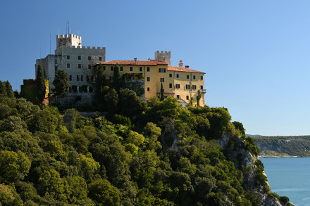 Duino, Castello Vecchio (11. Jhdt.)