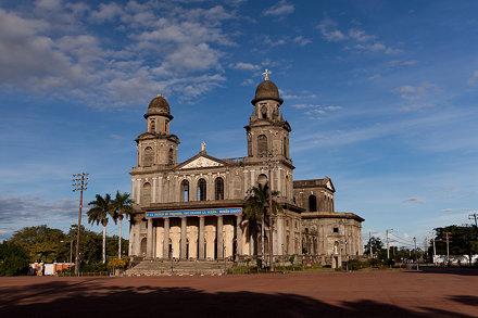 Managua, Catedral de Santiago