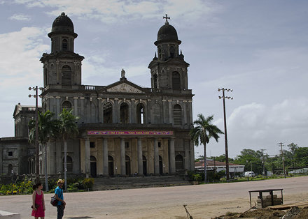 Catedral de Santiago, Managua
