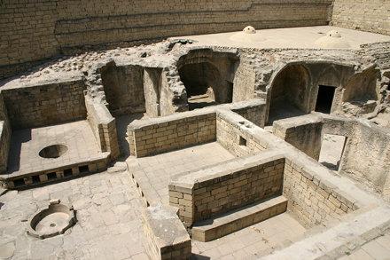 Shirvan Shah's Palace