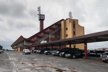 Gare de Bessengue