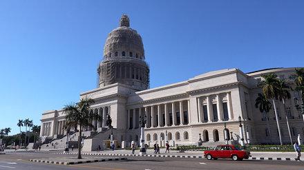 El Capitolio Nacional, La Habana, Cuba