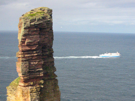 Old Man Of Hoy, Hoy, Orkney