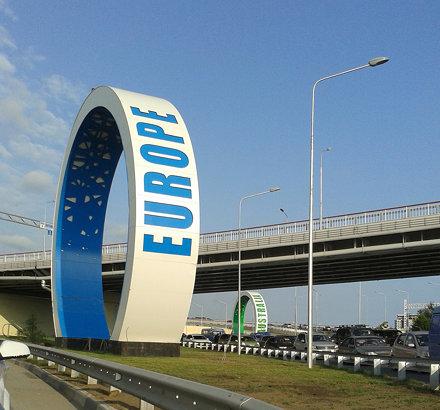 Europe ring
