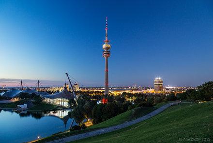 _MG_5281_web - Olympiaturm München