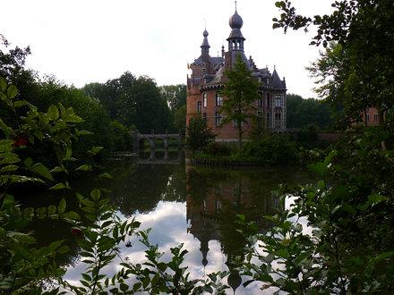 Château Ooidonk à Bachte-Maria-Leerne