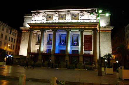Marseille Nuit  Opéra