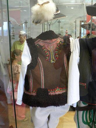 Traditional clothing - Oravský hrad - 172