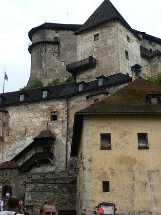 Oravský hrad - 80