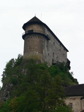 Oravský hrad - Oravský Podzamok - 212