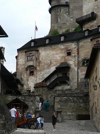 Oravský hrad - 82