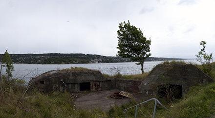 Oscarsborg panorama