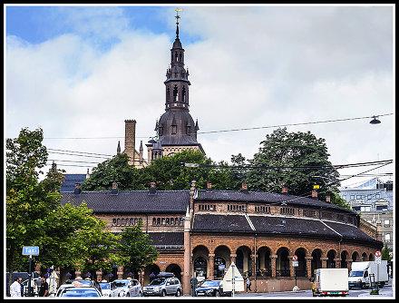 Paseando por Noruega: Catedral de Oslo