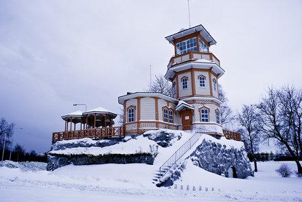 Tähtitornin kahvila, Oulu