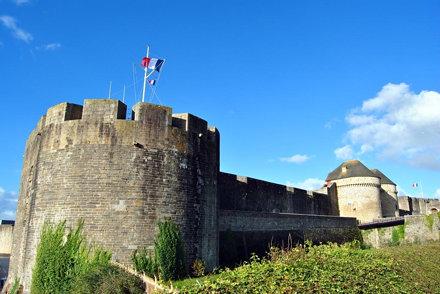 Brest: 17 siècles de fortifications