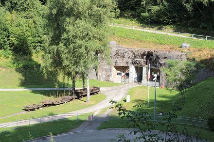 20130815 Légeret Moselle - La ligne Maginot_Gros ouvrage du Simserhof (4)