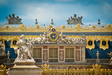 The Decadence Of Versailles