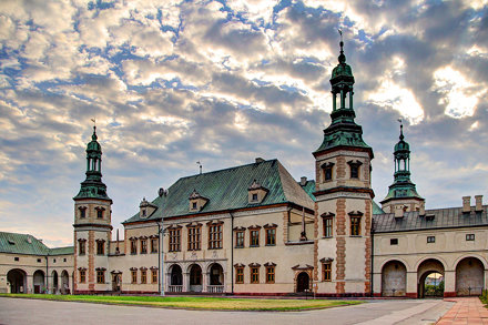 Palace of the Kraków Bishops in Kielce