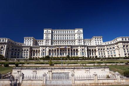 Palatul Parlamentului / Palace of the Parliament - Bucharest, Romania