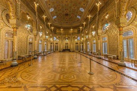 Porto, Palacio de Bolsa