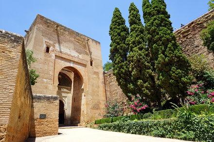 Puerta de la Justicia, Alhambra Palace, Granada