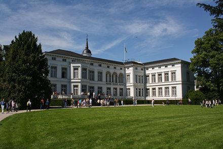 Bonn Verfassungsfest - Palais Schaumburg