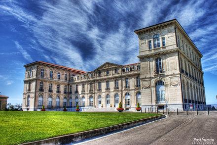 Le Palais du Pharo, Marseille
