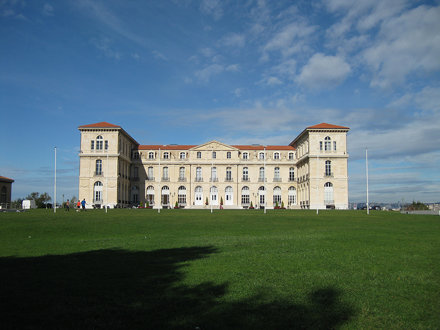 Marseille - Palais du Pharo