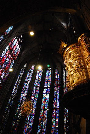 The Gothic Choir and Its Treasures.