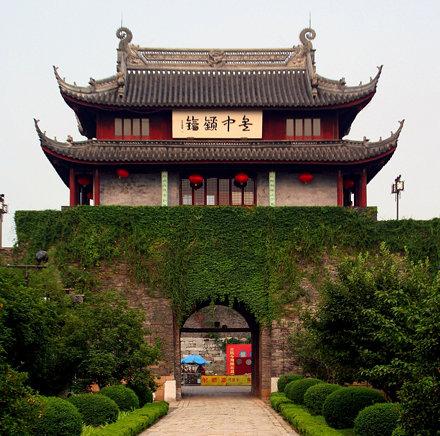 盤門 Panmen Gate