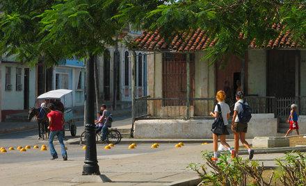 Villuendas Park | Parque Villuendas, Cienfuegos