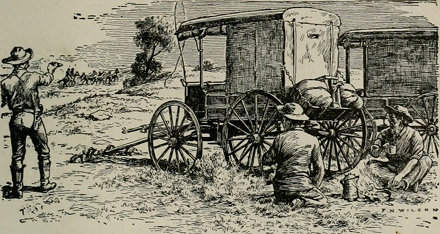"""Image from page 220 of """"The white Indian boy : the story of Uncle Nick among the Shoshones&quot"""