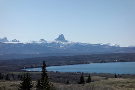 DSC05748 Chief Mountain, MT