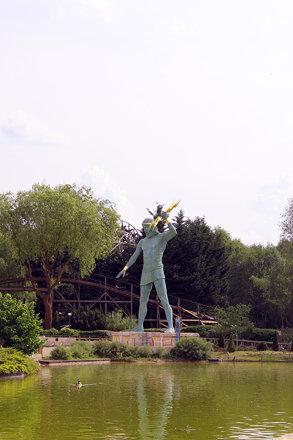 Zeus - Parc Astérix