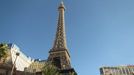 "The ""Eiffel Tower"""