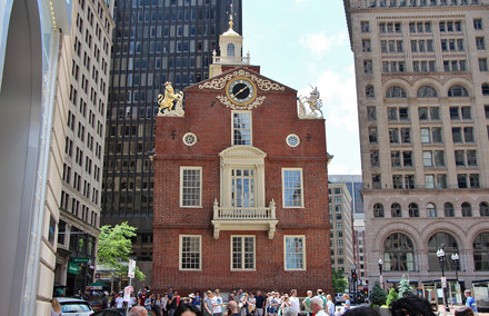 Old State House Boston, Massachusetts