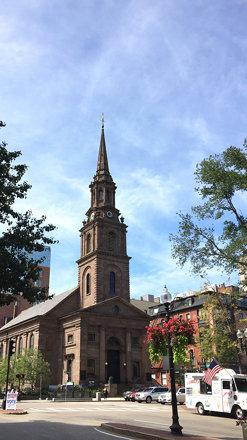 Park Street Church 1809