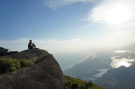 Pedra da Gávea Rio de Janeiro - RJ
