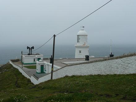 Pendeen Lighthouse ,Cornwall