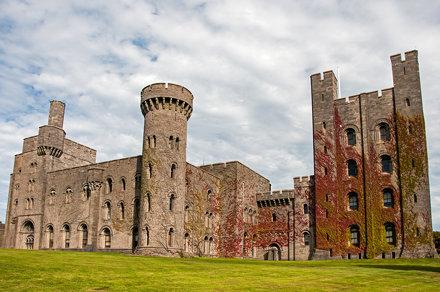 Penrhyn Castle - Exterior 2