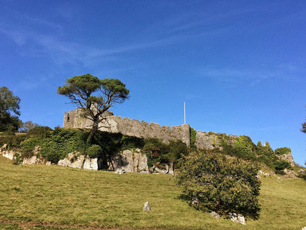 Penrice House and Castle #gower #wales