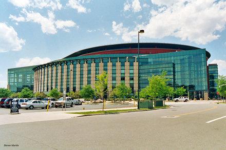 Pepsi Center, Denver