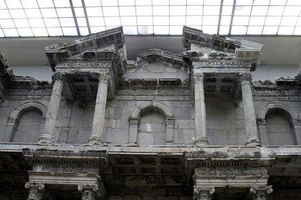Babylon sculpture at The Pergamon Museum