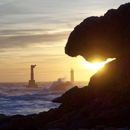 Ushant - Nividic Lighthouse