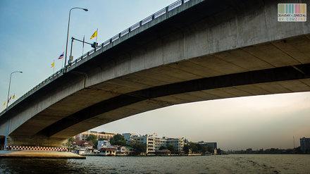 Somdet Phra Pin Klao Bridge - สะพานสมเด็จพระปิ่นเกล้า