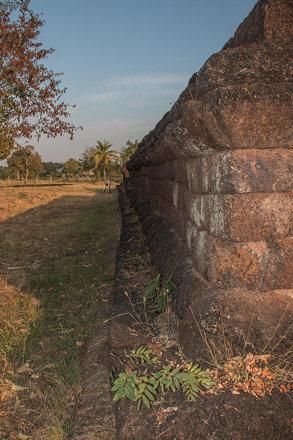 IMG_1842 - Route 22 - ruine temple khmer - Phra That Phu Pek