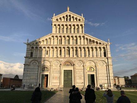 Cattedrale di Santa Maria Assunta, Pisa.