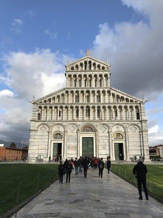 Duomo di Pisa.