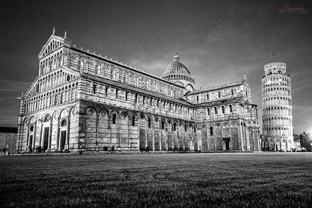 Piazza di Duomo - Torre di Pisa