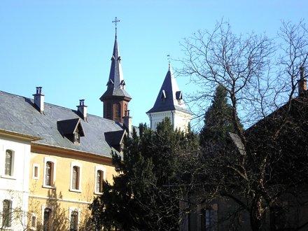Sentjernej, Pleterje carthusinan's monastery - October 2008